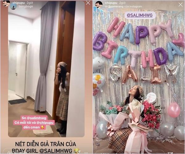 Hội bạn thân hot girl tụ tập mừng sinh nhật Salim: Có tất cả nhưng thiếu Quỳnh Anh Shyn-3