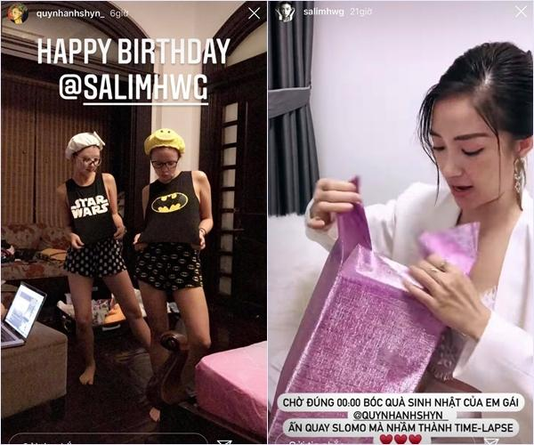 Hội bạn thân hot girl tụ tập mừng sinh nhật Salim: Có tất cả nhưng thiếu Quỳnh Anh Shyn-6