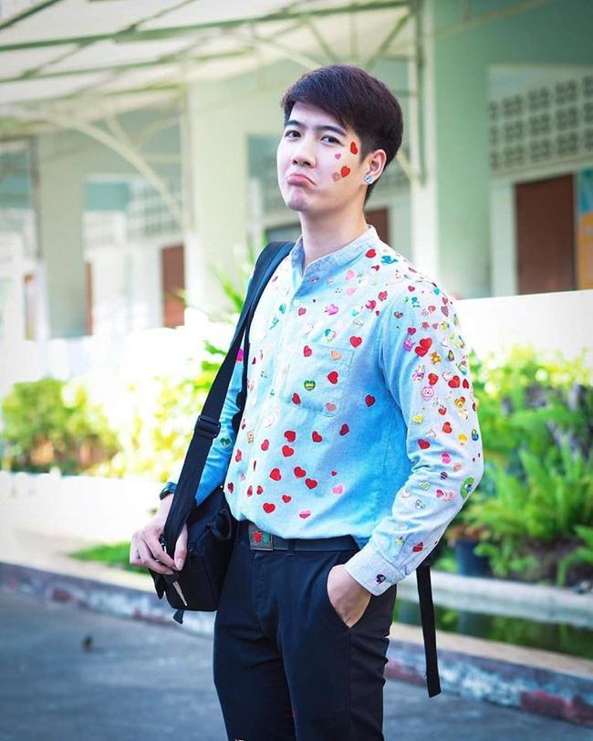 Anh chàng người Việt cực phẩm mới nổi trên Tiktok làm cảnh sát Hoàng gia Thái Lan kiêm giảng viên đại học-4