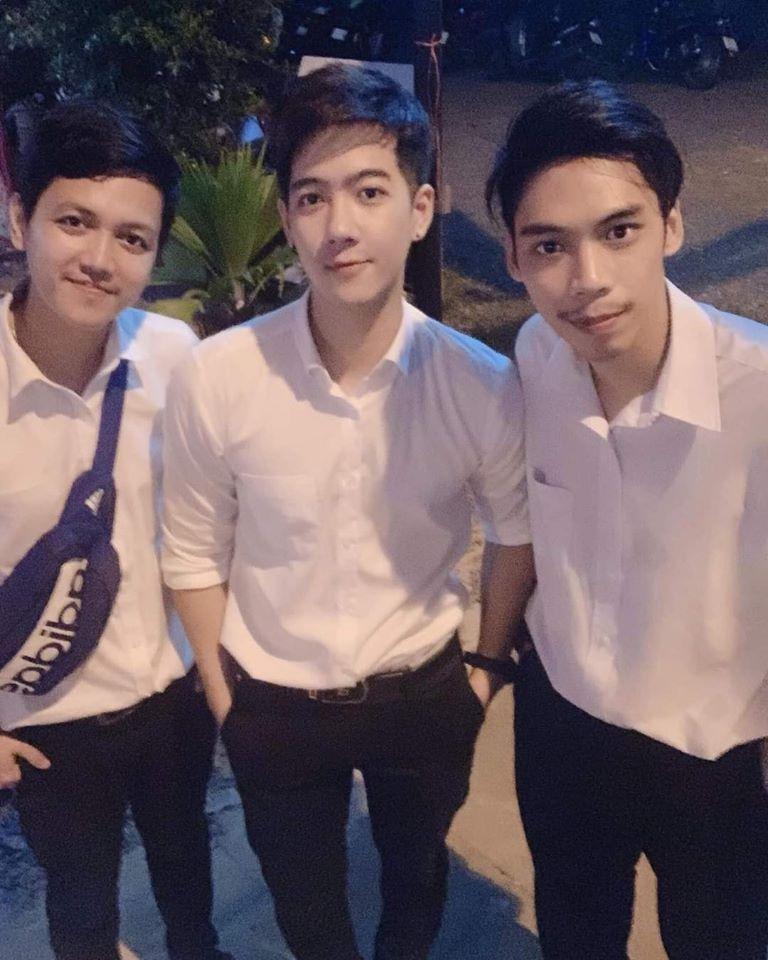 Anh chàng người Việt cực phẩm mới nổi trên Tiktok làm cảnh sát Hoàng gia Thái Lan kiêm giảng viên đại học-6
