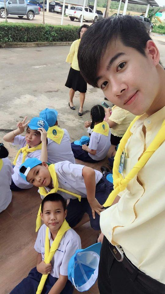 Anh chàng người Việt cực phẩm mới nổi trên Tiktok làm cảnh sát Hoàng gia Thái Lan kiêm giảng viên đại học-7