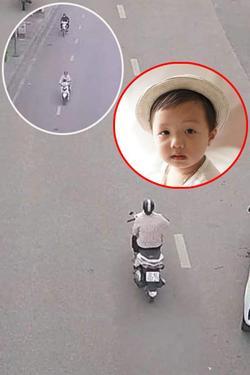 Công an Bắc Ninh công bố đặc điểm nhận dạng kẻ nghi vấn bắt cóc bé trai 2 tuổi