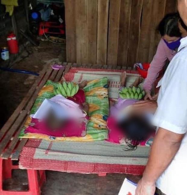 Bình Phước: Hai chị em 5 tuổi và 2 tuổi đi tắm hồ bị chết đuối, cha mẹ nghèo không có tiền mua quan tài-1