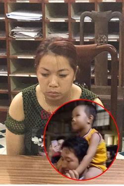 Nữ nghi phạm cùng đồng bọn bắt cóc bé trai ở Bắc Ninh khai gì?