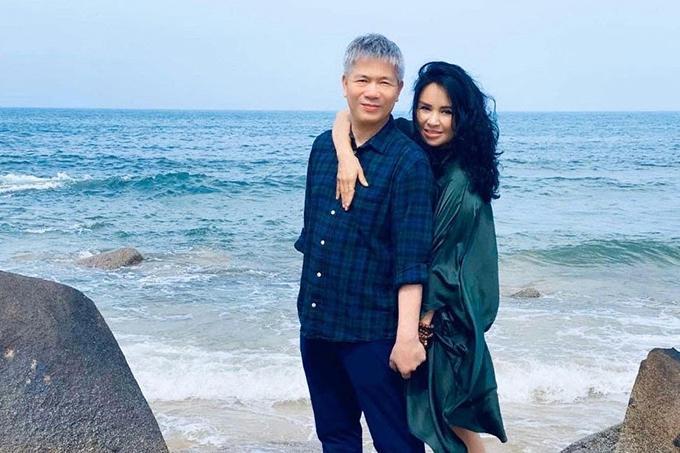Loạt ảnh tình tứ của Thanh Lam và bạn trai bác sĩ