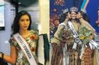 Đeo bải băng 'Puteri Indonesia', Minh Tú phải vội giải thích để tránh 'đá tảng'