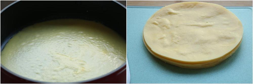 Lần đầu làm bánh, tôi trình diễn thành công món bánh xoài ngàn lớp khiến cả nhà trầm trồ-2