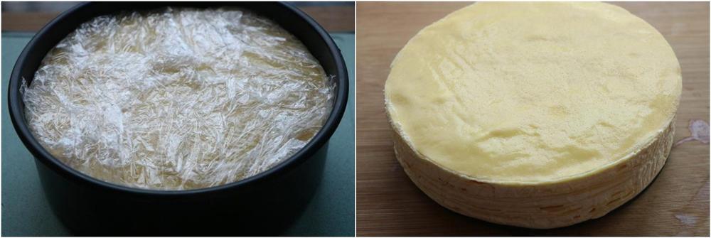 Lần đầu làm bánh, tôi trình diễn thành công món bánh xoài ngàn lớp khiến cả nhà trầm trồ-5