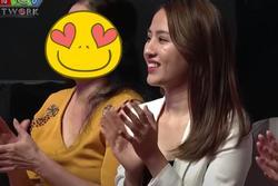 Nữ khán giả xinh đẹp được truy lùng info tới tấp khi đến xem 'Bạn Muốn Hẹn Hò'
