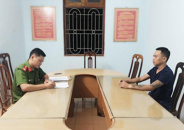 Bắt kẻ vũ phu đánh đập, lột quần áo làm nhục bạn gái ở Bắc Giang-1