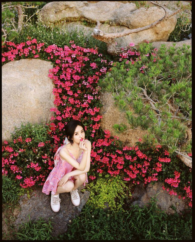 Sao Hoa ngữ đón Thất Tịch: Triệu Lệ Dĩnh cô đơn, Châu Kiệt Luân hạnh phúc bên vợ-3