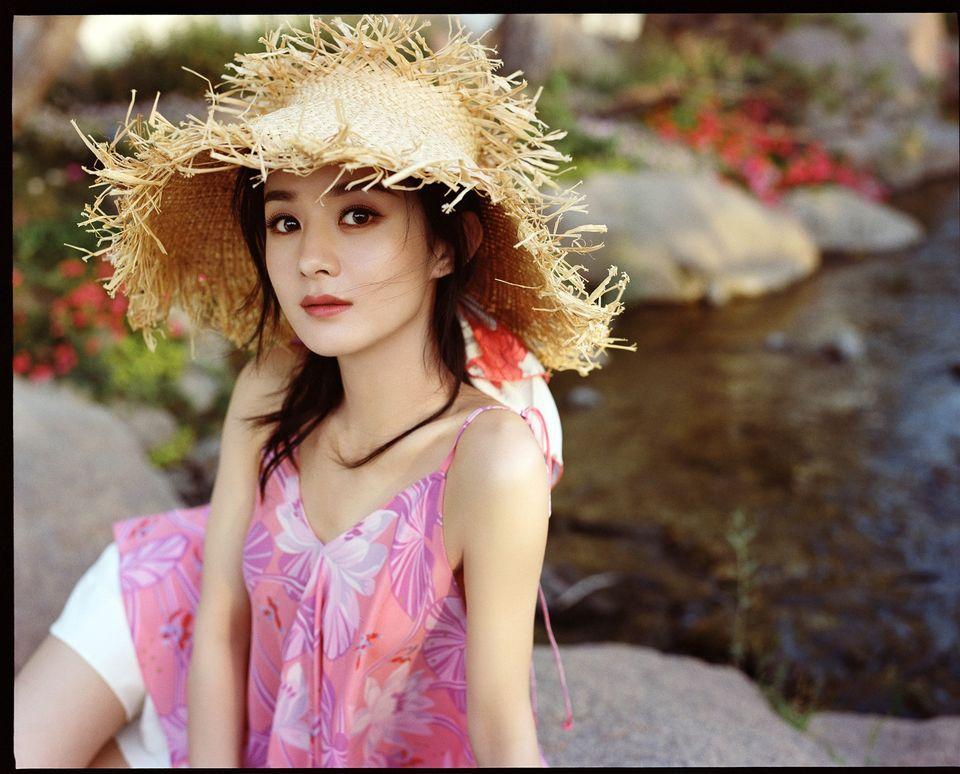 Sao Hoa ngữ đón Thất Tịch: Triệu Lệ Dĩnh cô đơn, Châu Kiệt Luân hạnh phúc bên vợ-4