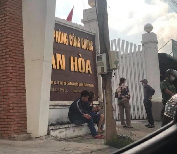 Cướp hơn 200 triệu đồng tại phòng công chứng ở Đồng Nai-1