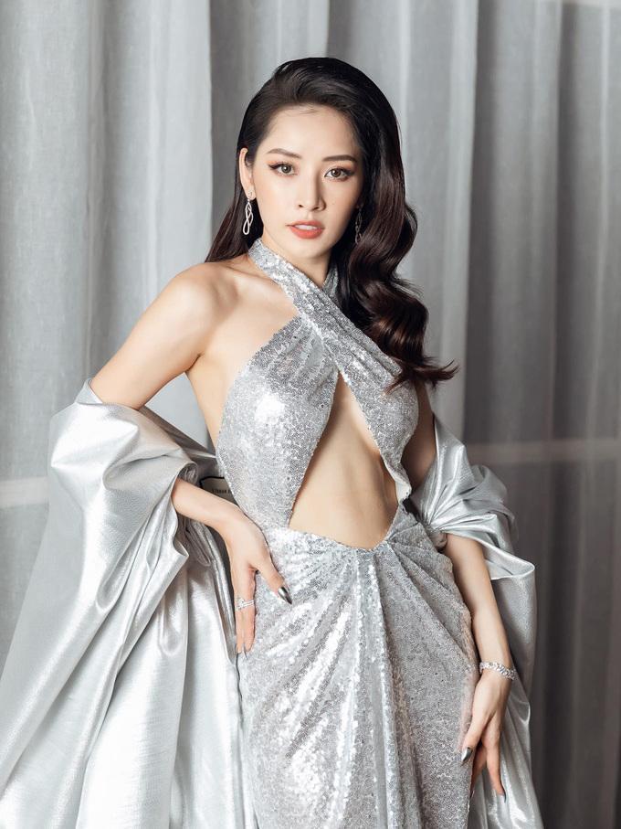 3 kiểu váy khoe ngực táo bạo nhất của mỹ nhân Việt-2