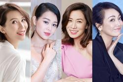 Xa Thi Mạn và những mỹ nhân TVB ăn nên làm ra ở Trung Quốc