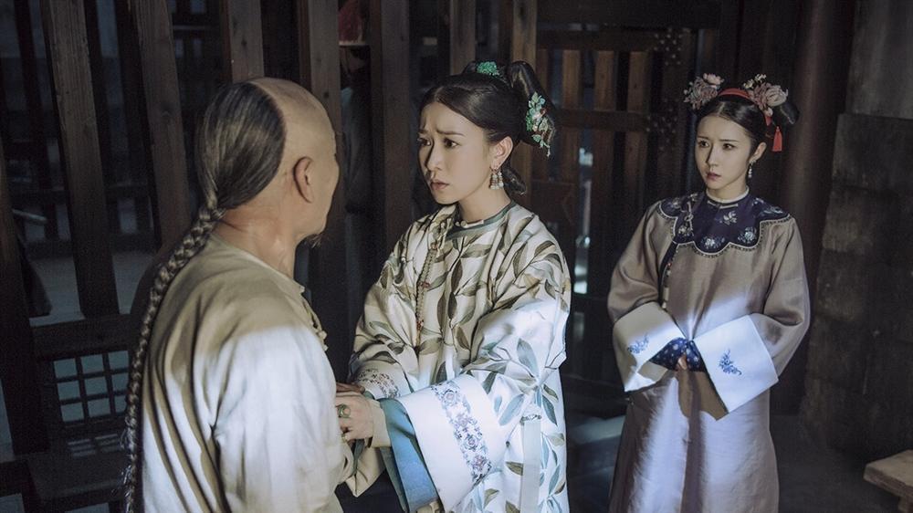 Xa Thi Mạn và những mỹ nhân TVB ăn nên làm ra ở Trung Quốc-2