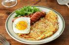 Bánh khoai tây chiên ngon đến ngỡ ngàng, ăn bữa sáng hay bữa xế đều hợp lý