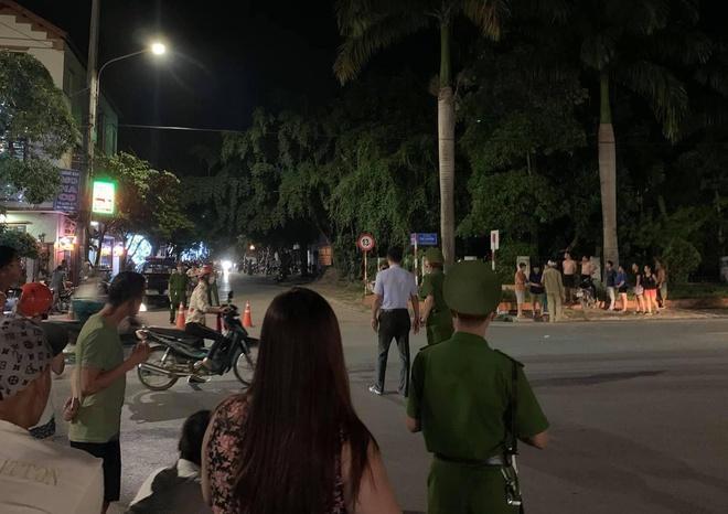 Nổ súng ở Thái Nguyên, 1 người chết-1