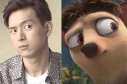 Chùm ảnh 'max hài': Sao Hoa ngữ giống hệt các nhân vật hoạt hình