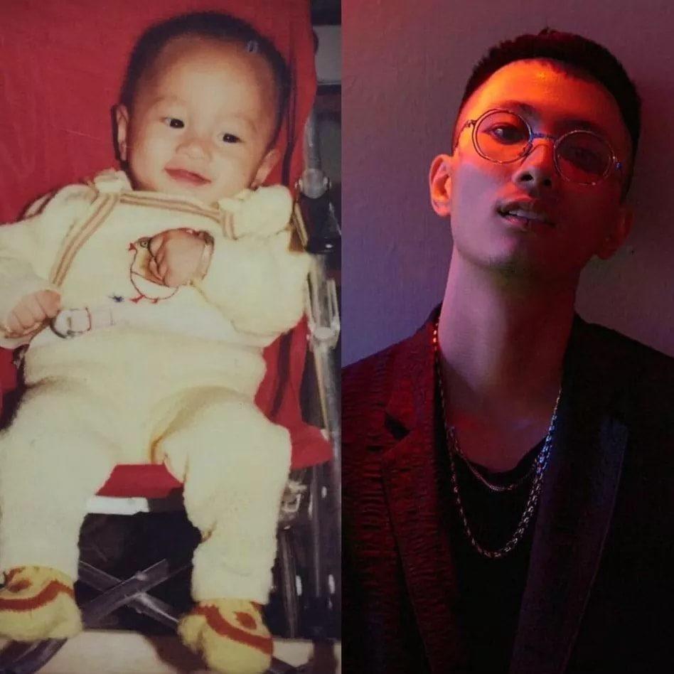 Loạt ảnh dậy thì thành công của 9 rapper Việt nổi tiếng, ngạc nhiên nhất là Đen Vâu-7