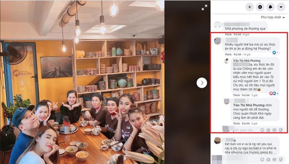 Tự tay nấu ăn cho nhân viên, Trường Giang - Nhã Phương bị bắt bẻ hà tiện-3
