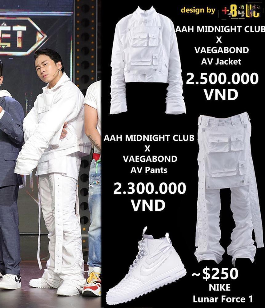 Rap Việt và King of Rap: Bóc giá quần áo dàn HLV ghế nóng, rap show nào chất hơn?-3
