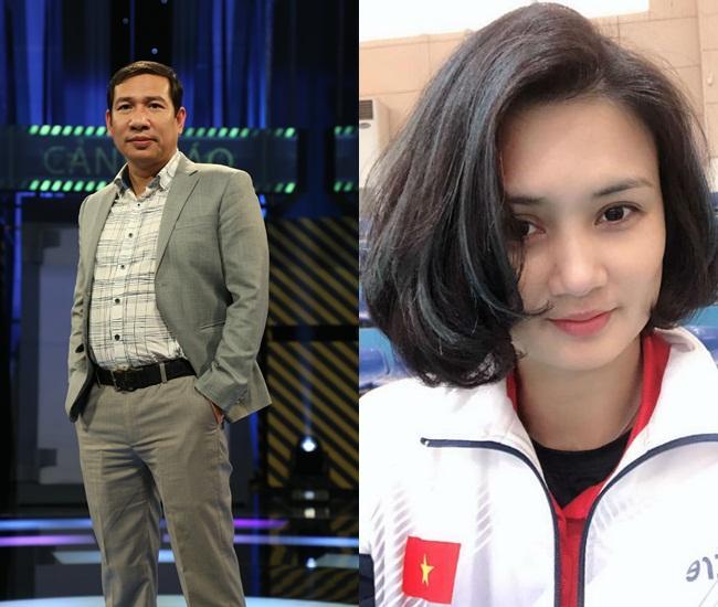 NSƯT Quang Thắng kể phút ngượng ngùng khi gặp Hoa khôi bóng chuyền Kim Huệ-2