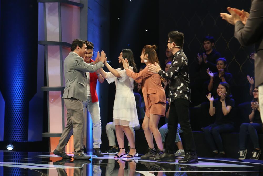 NSƯT Quang Thắng kể phút ngượng ngùng khi gặp Hoa khôi bóng chuyền Kim Huệ-3