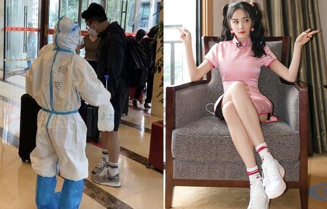 Con gái Dương Mịch - Lưu Khải Uy sống xa cha mẹ-2