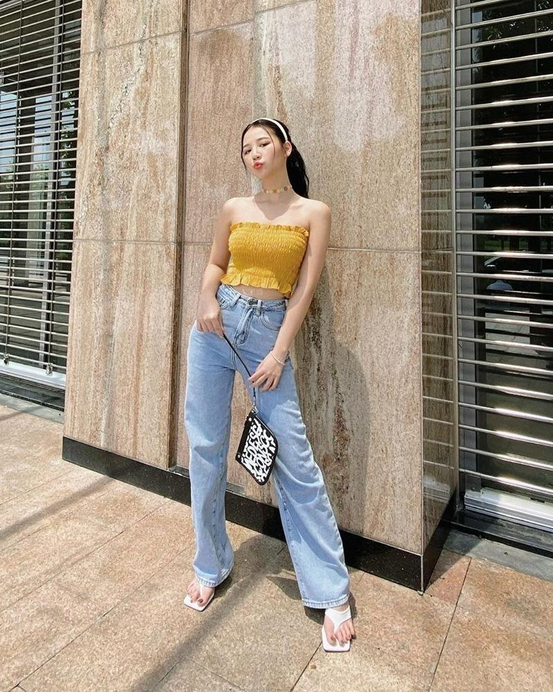 Street style 2/9: Hòa Minzy khoe võng lưng gợi cảm - Tiểu Vy hip hop chất lừ-1