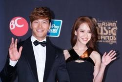 Sự thật phía sau tin đồn Song Ji Hyo hẹn hò Kim Jong Kook