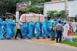 Bệnh nhân 1040 tử vong trước khi công bố nhiễm Covid-19, hơn 70 người dự đám tang
