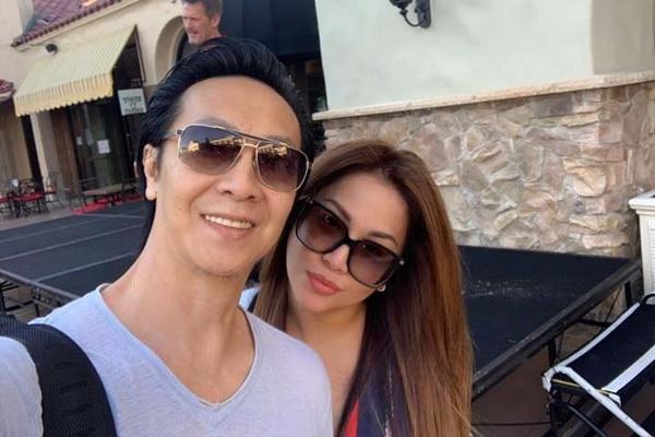 Cuộc sống xa hoa của Minh Tuyết và chồng đại gia dù không con cái-5