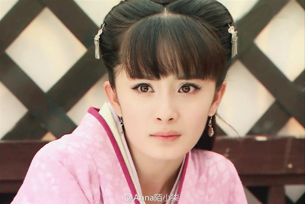 Dương Mịch, Triệu Lệ Dĩnh và dàn mỹ nhân Hoa ngữ: Ai để tóc mái ngố đẹp hơn?-4
