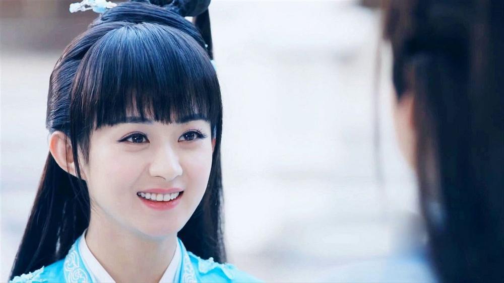 Dương Mịch, Triệu Lệ Dĩnh và dàn mỹ nhân Hoa ngữ: Ai để tóc mái ngố đẹp hơn?-8