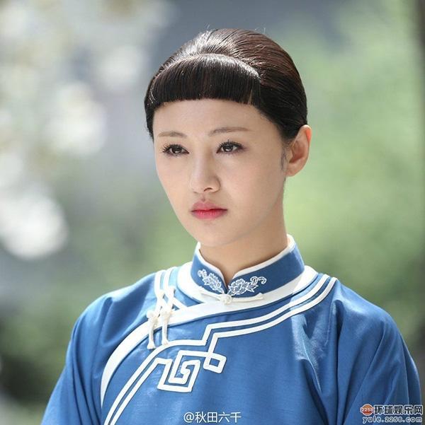 Dương Mịch, Triệu Lệ Dĩnh và dàn mỹ nhân Hoa ngữ: Ai để tóc mái ngố đẹp hơn?-10