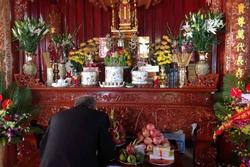 Những kiêng kị cần chú ý và thời điểm phù hợp để lau dọn bàn thờ tháng cô hồn