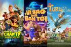 Những bộ phim hoạt hình vui nhộn không thể bỏ lỡ trong tháng 9