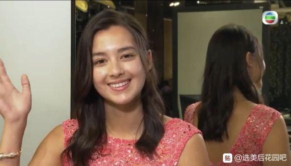 Cận cảnh nhan sắc tân Hoa hậu Hong Kong: Vỏn vẹn 1m60, hao hao Địch Lệ Nhiệt Ba-6