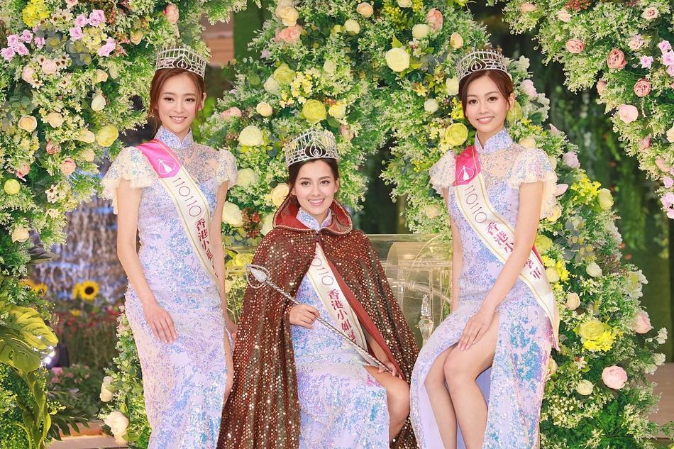 Cận cảnh nhan sắc tân Hoa hậu Hong Kong: Vỏn vẹn 1m60, hao hao Địch Lệ Nhiệt Ba-3