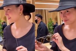 Ngỡ ngàng nhan sắc tuổi 40 của chị đại Thái Lan đắng cay vì lấy bố của bạn thân