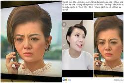 'Lan Cave' Thanh Hương lộ mặt rỗ khác hẳn lúc livestream PR kem dưỡng da
