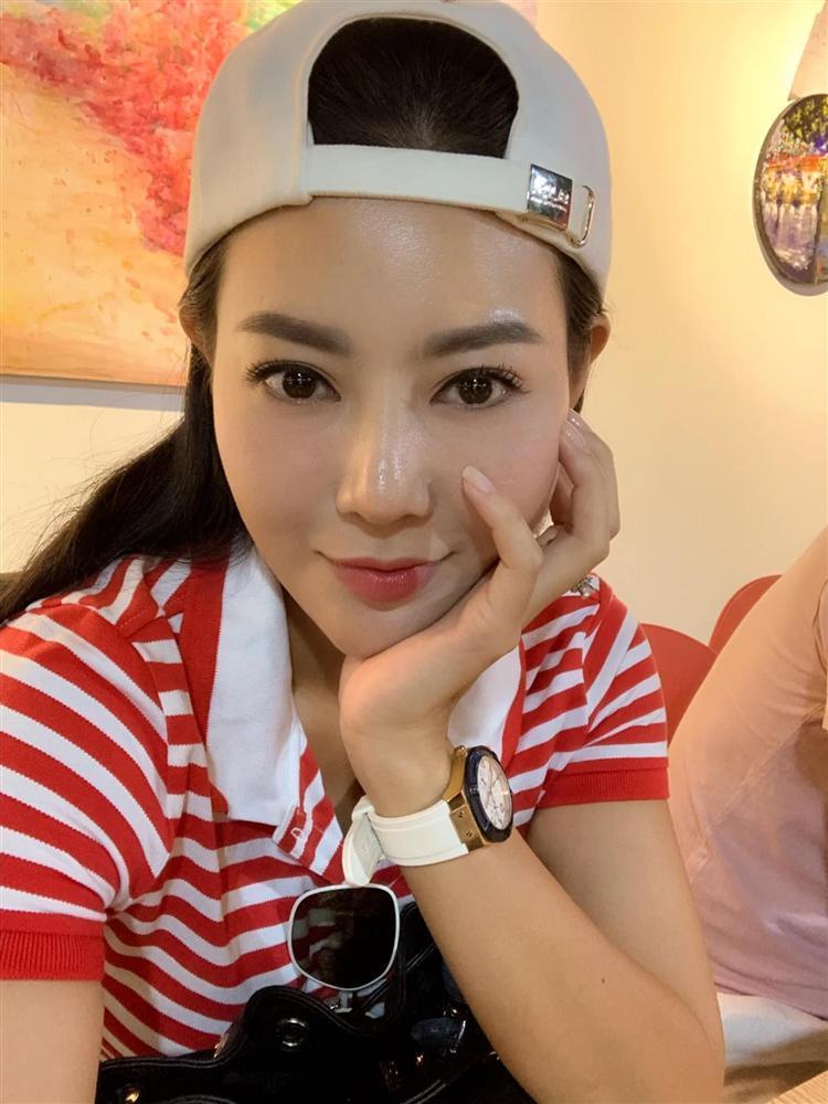 Lan Cave Thanh Hương cảnh cáo Facebooker đăng ảnh mình mặt rỗ-5