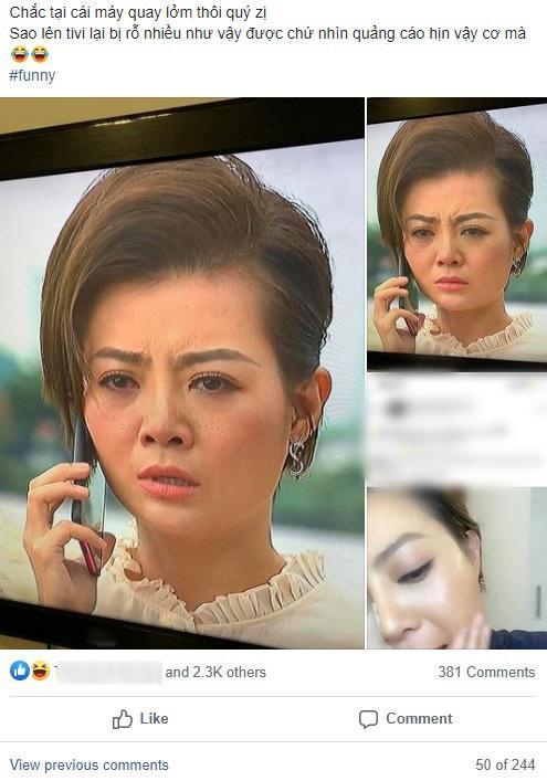 Lan Cave Thanh Hương cảnh cáo Facebooker đăng ảnh mình mặt rỗ-1
