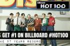 K-Pop từng có nhiều gương mặt lọt Billboard Hot 100, nhưng No.1 thì chỉ có BTS