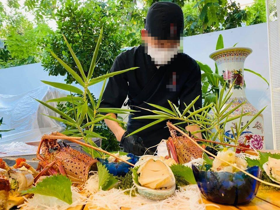 Mở tiệc sinh nhật sang xịn, Shark Khoa bị đại gia Minh Nhựa bóc mẽ toàn đồ free-5
