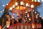 Hẻm núi Nhật Bản nhuộm sắc vàng, đỏ ngày thu-1
