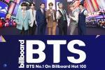 Chạm nóc Billboard Hot 100 ngay tuần đầu, BTS tái lịch sử trong tuần thứ 2?