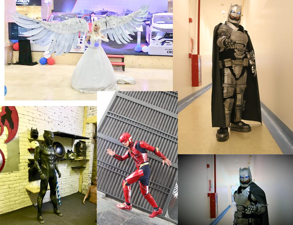 Nam sinh Đại học Kiến Trúc đầu tư 500 triệu bê siêu xe BATMAN từ phim ra đời thực-12