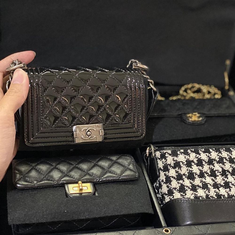 Bóc giá 4 chiếc túi Cường Đô La mua cho con gái: Size mini nhưng giá khổng lồ-7